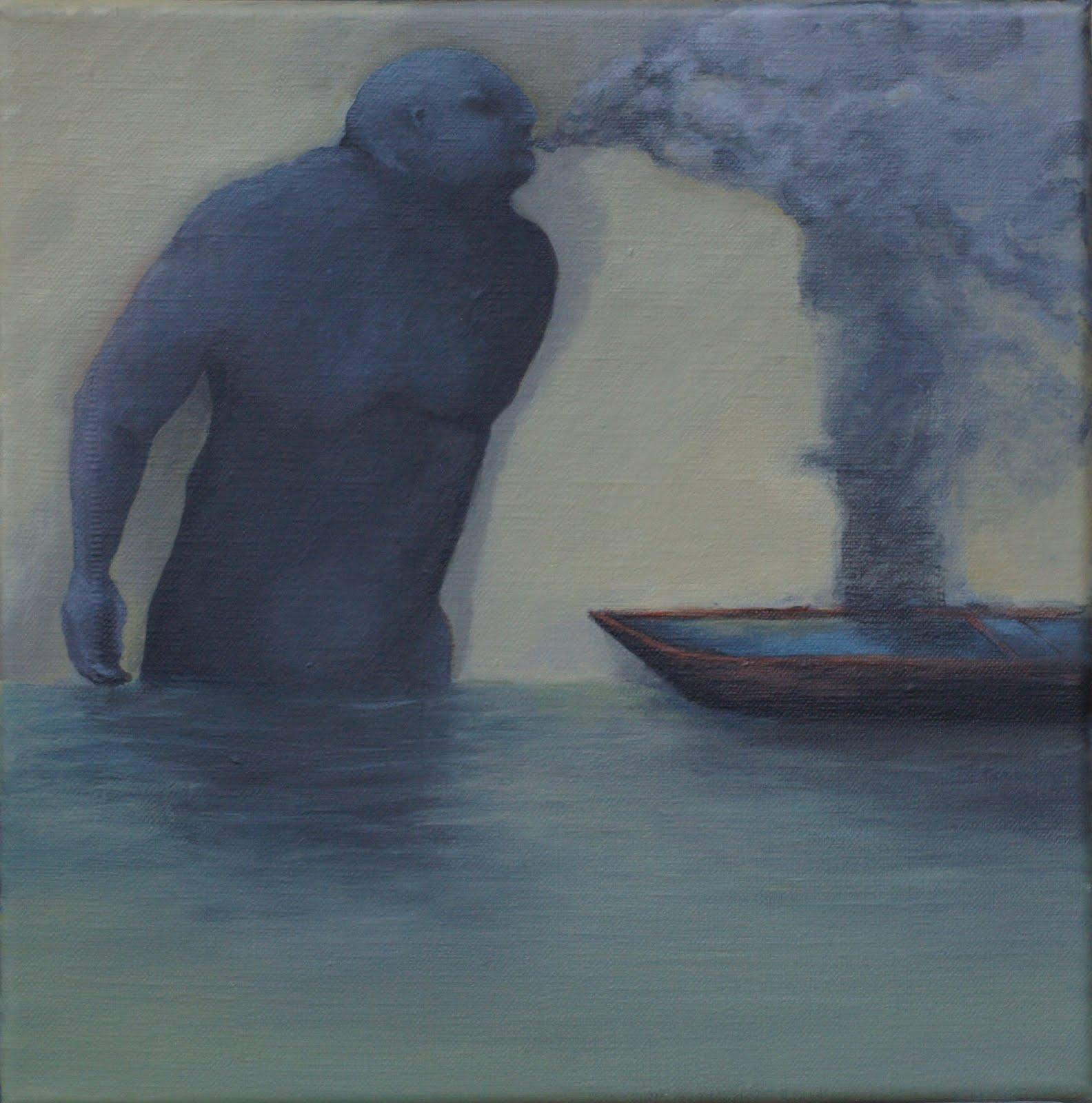 le colosse de la Mer