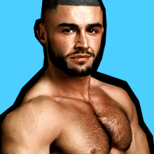 5 questions with Francois Sagat