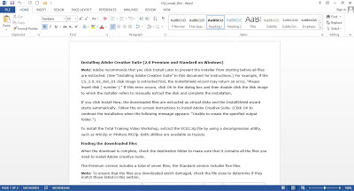 Ubah File PDF ke Word dengan Microsoft Office 2013