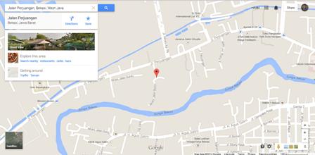 Google Street View  dan Cara Menggunakannya