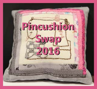 Bea`s pincushion swap