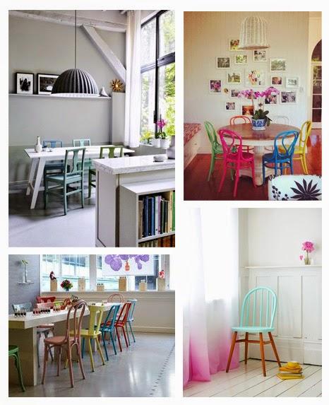 Pintura para decorar sillas y personalizarlas diy