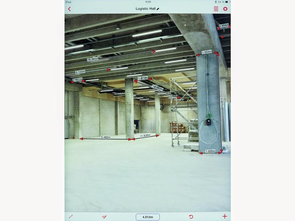 Leica Entfernungsmesser App : Leica disto s entfernungsmesser baulaser profi