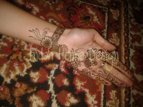 Indah Henna Design Hukum Henna Dalam Islam