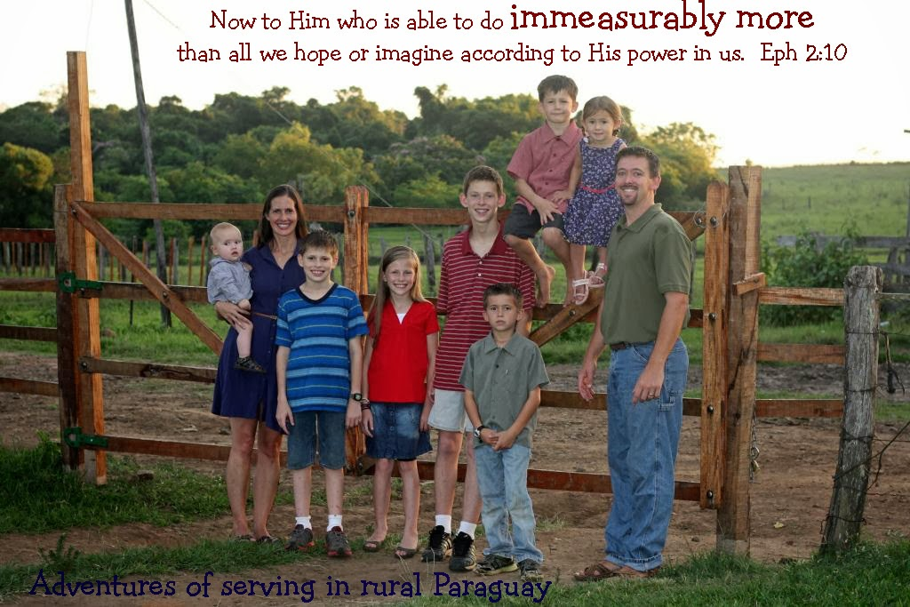 SIM Paraguay Rural Church Planting Video