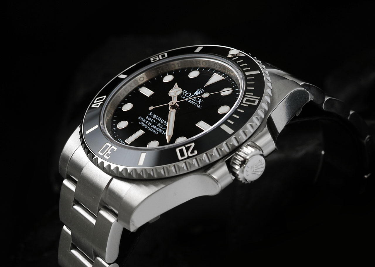 100PERCENT Rolex My Rolex 114060 Submariner Review