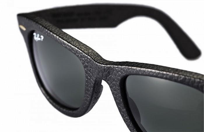 gafas ray ban pasta negra