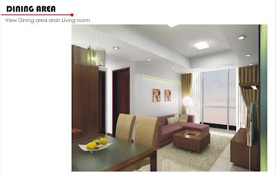 Ini Adalah Salah Satu Contoh Gambar Design Apartemen Klien Kami