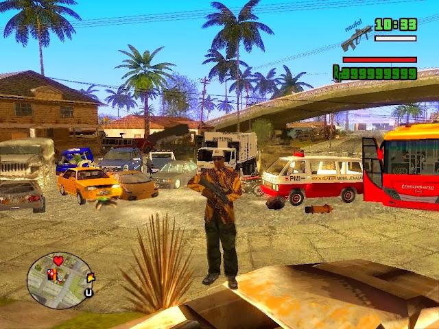 Free Download Game GTA Extreme Indonesia Terbaru 2015  Full version