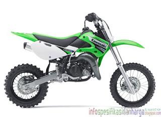 Harga Kawasaki KX 65 Motor Terbaru 2012