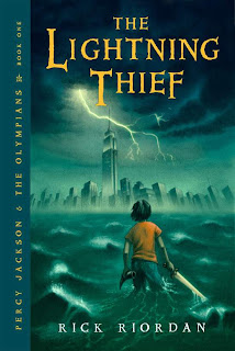 Read The Lightning Thief online free