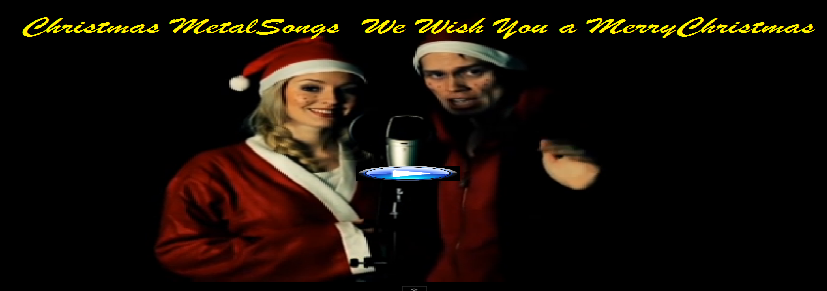 Christmas MetalSongs   We Wish You a MerryChristmas