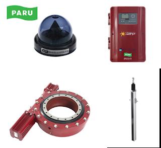 [PARU Solar Tracker] PARU Tracker 005