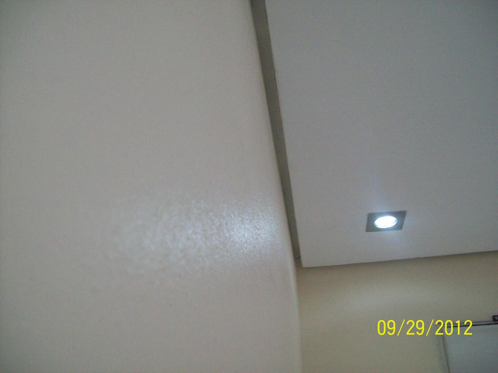 GESSO: Fotos de gesso acartonado com instalação e acabamento feito #A5A625 1600x1200 Acabamento Gesso Banheiro
