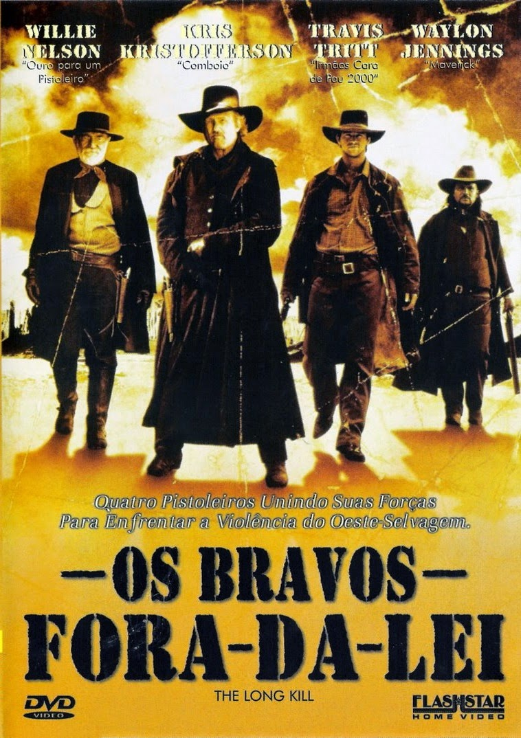 Os Bravos Fora-da-Lei – Dublado (1999)