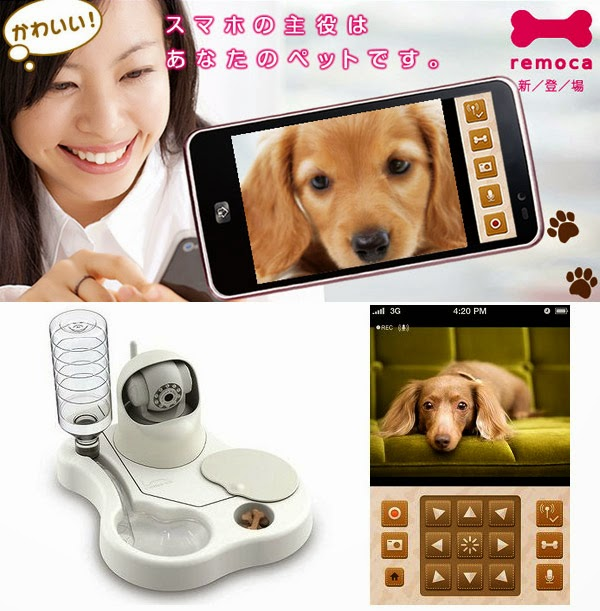 Functional Smartphone Controlled Dog Gadgets (15) 11