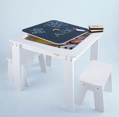 Peek A Boo Chalkboard Table U0026 Benches U2013 $89.99