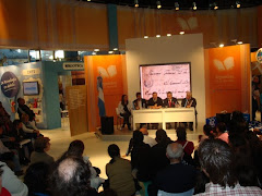 "Feria del Libro.- Presentacion de:""LA BANDERA NACIONAL de la REPUBLICA AARGENTINA (08/11/2011)"