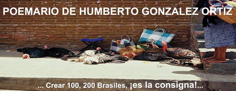 POEMARIO DE HUMBERTO GONZÁLEZ ORTIZ