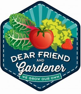 Dear Friend and Gardener Virtual Garden Club