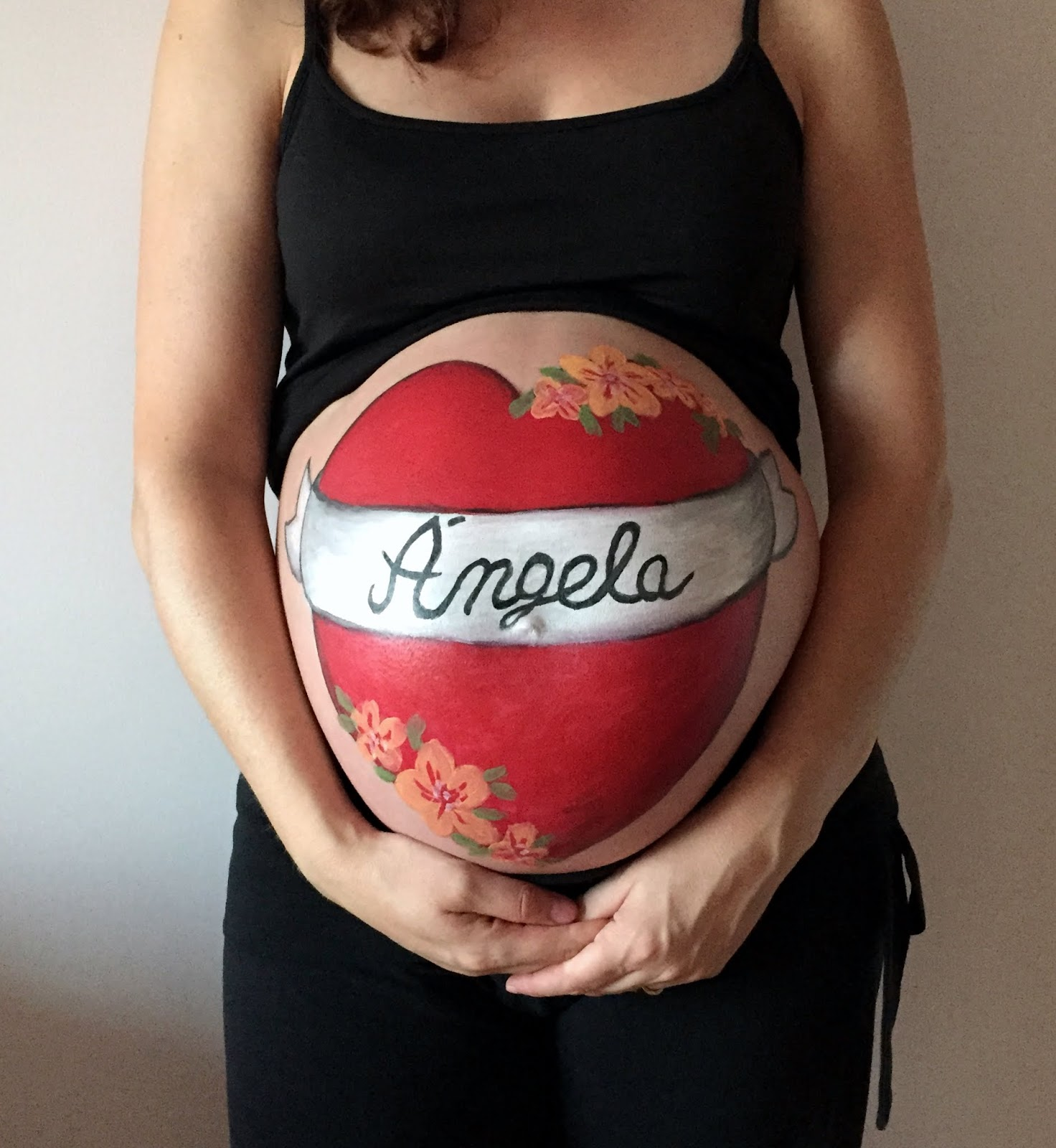25 semanas de barrigas embarazadas