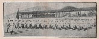 Estádio do Bonsucesso em 1938.