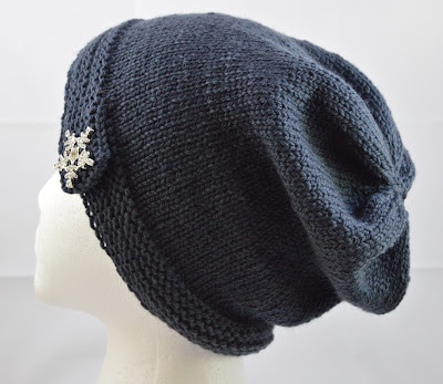 charcoal gray hat with snowflake button https://www.etsy.com/listing/263300966/rhinestone-snowflake-charcoal-gray?ref=shop_home_active_8