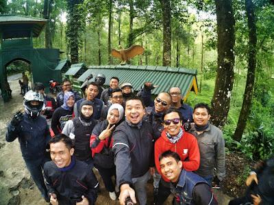 2nd SUNMORI Goes To Gunung Salak