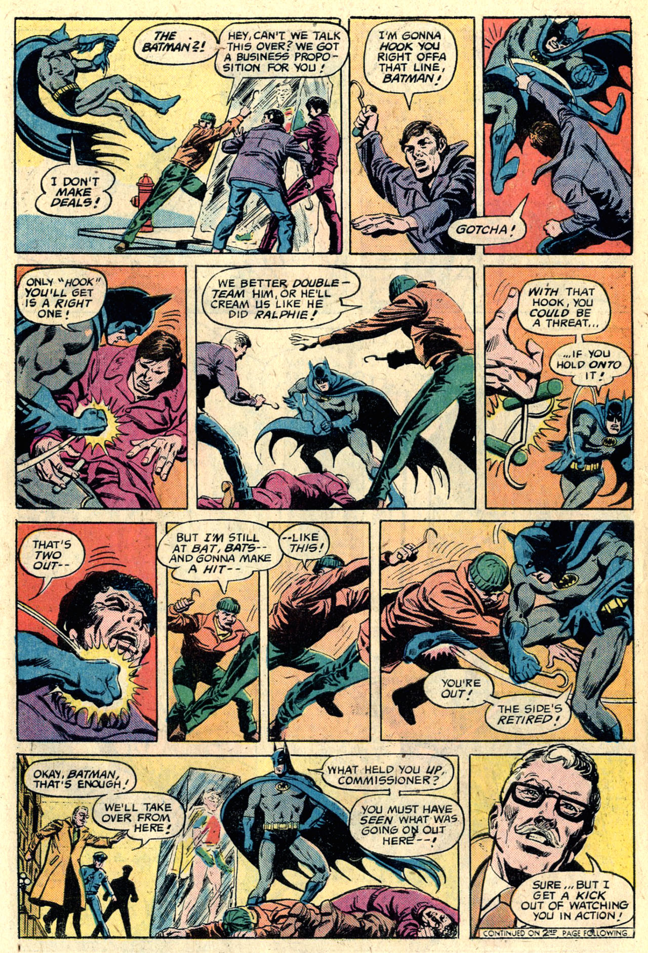 Detective Comics (1937) Issue #462 Page 6