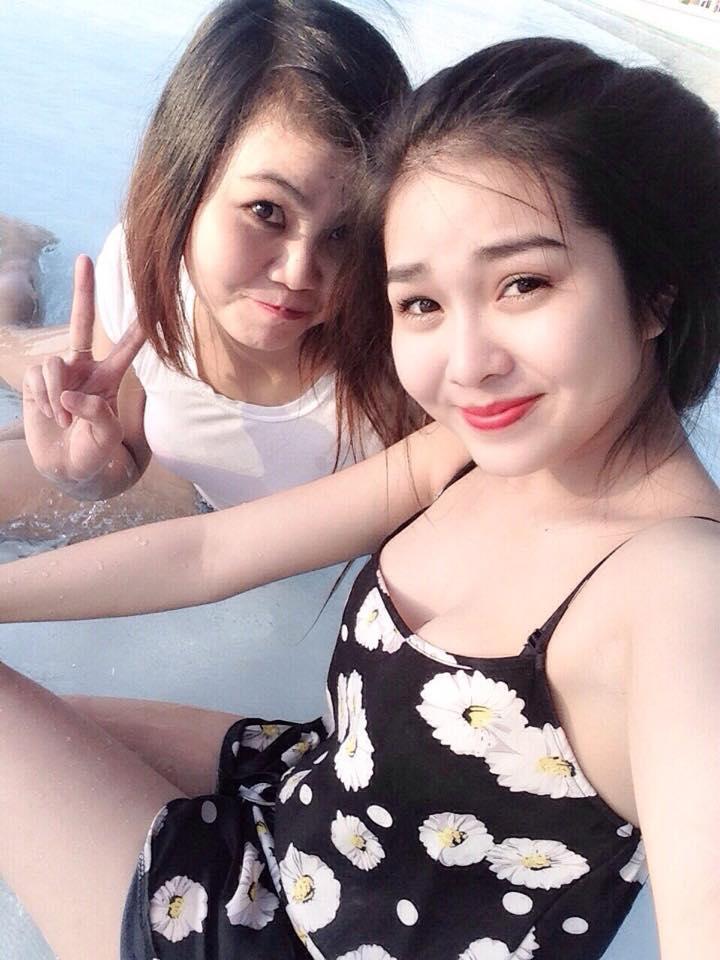 Ảnh gái xinh Huỳnh Kiều Ni nữ DJ 9x sài thành 8