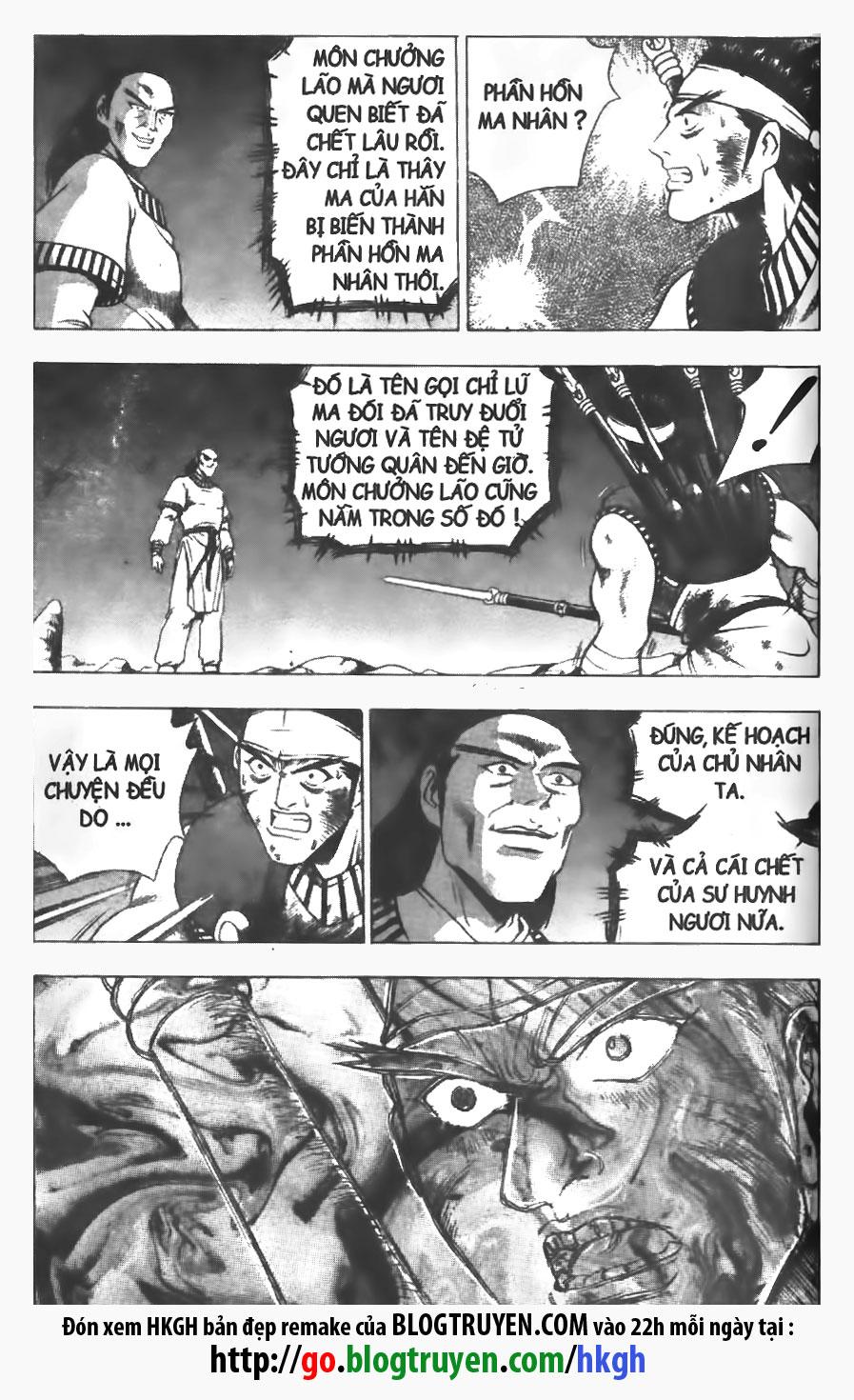 Hiệp Khách Giang Hồ chap 130 page 26 - IZTruyenTranh.com