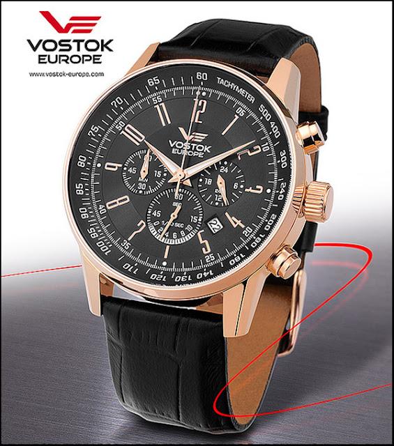 Vostok Europe Men OS22 5619133