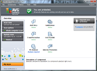Anti Virus | AVG Free Edition 2012.0.1808 (32-bit)