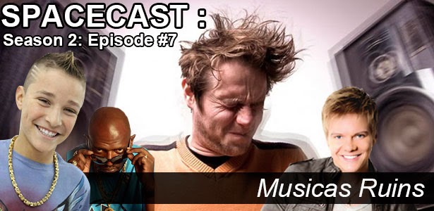 Spacecast S02 E07 - Baruio, dor de ouvido & Cabeça