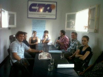 Nueva reunión de la Juventud de CTA