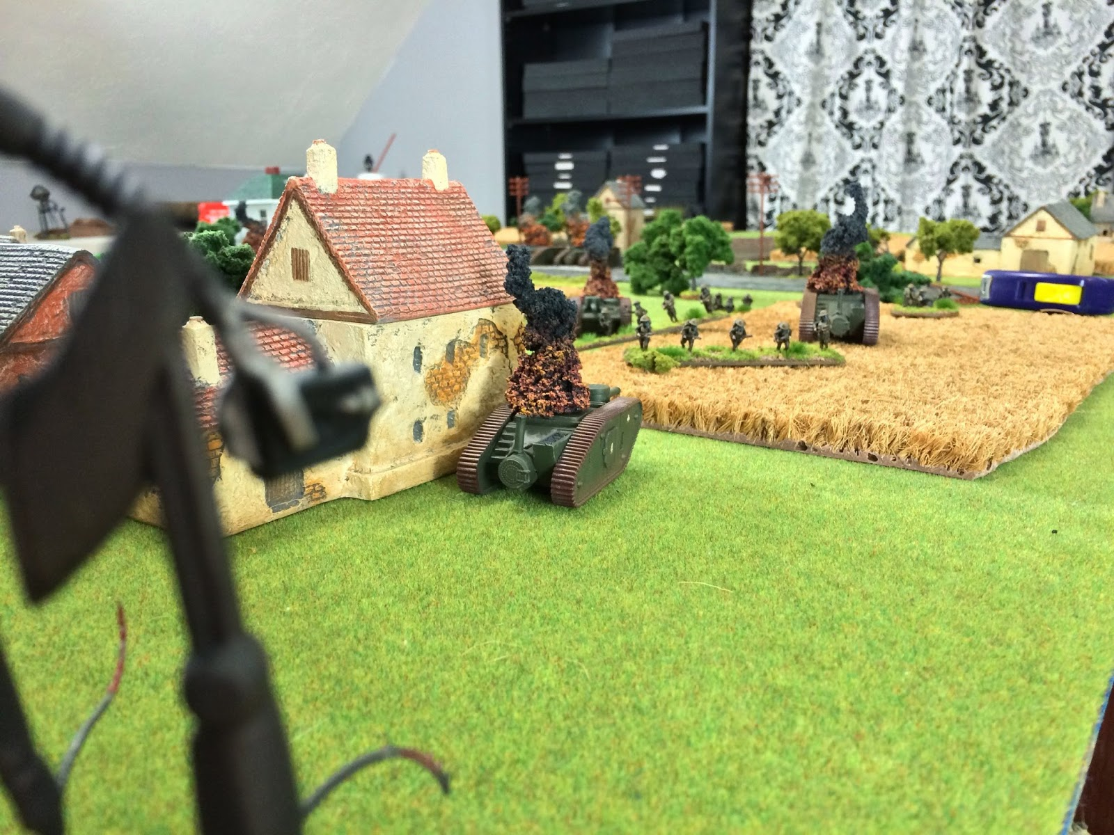 all quiet on the martian front beginner game 2 wwpd wargames