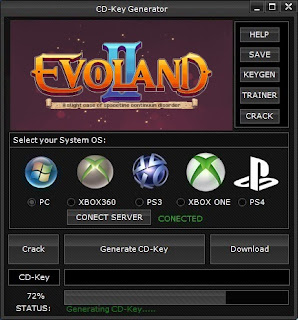 Evoland 2 CD Key Generator (Free CD Key)