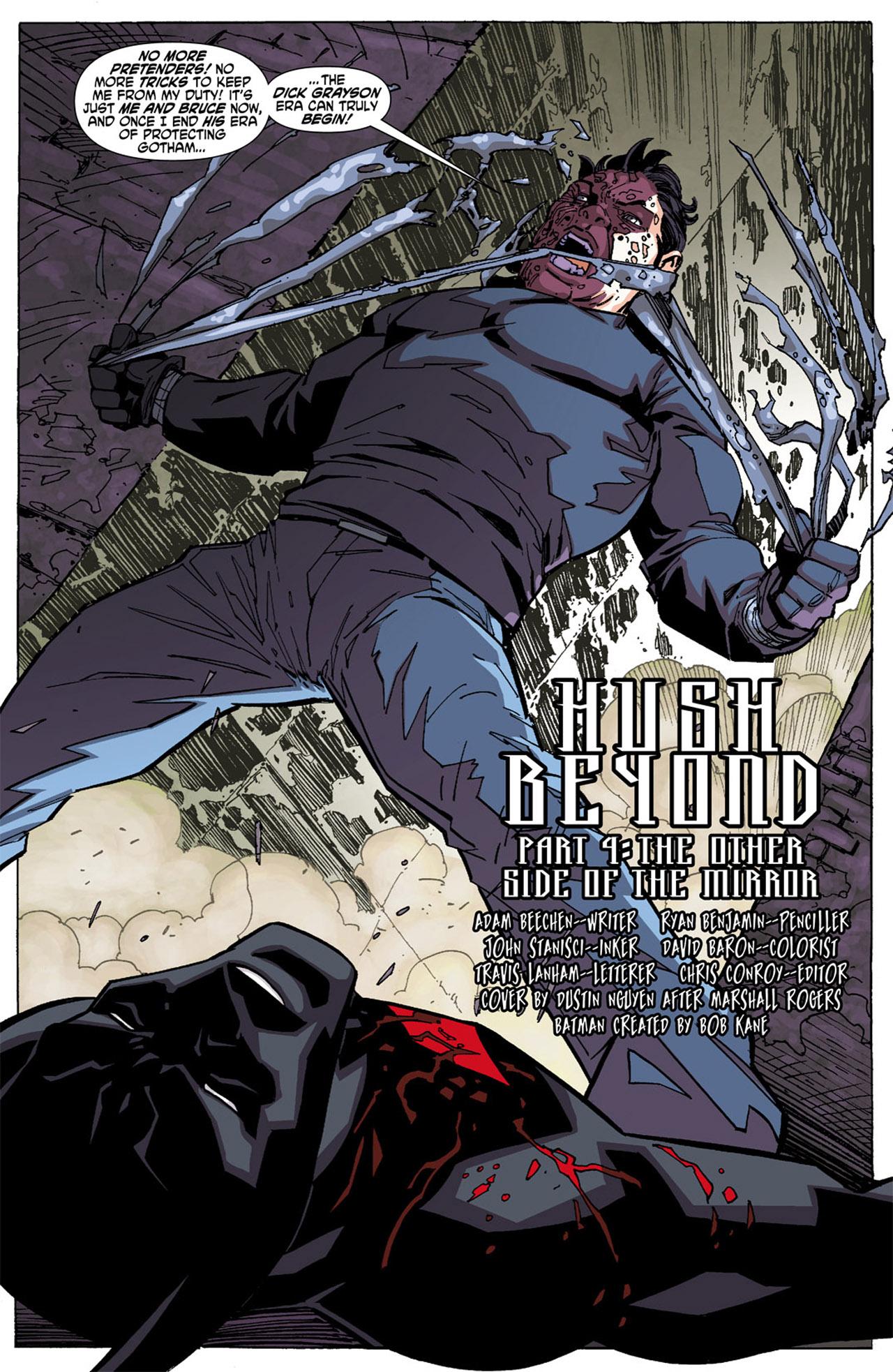 Batman Beyond (2010) Issue #4 #4 - English 22