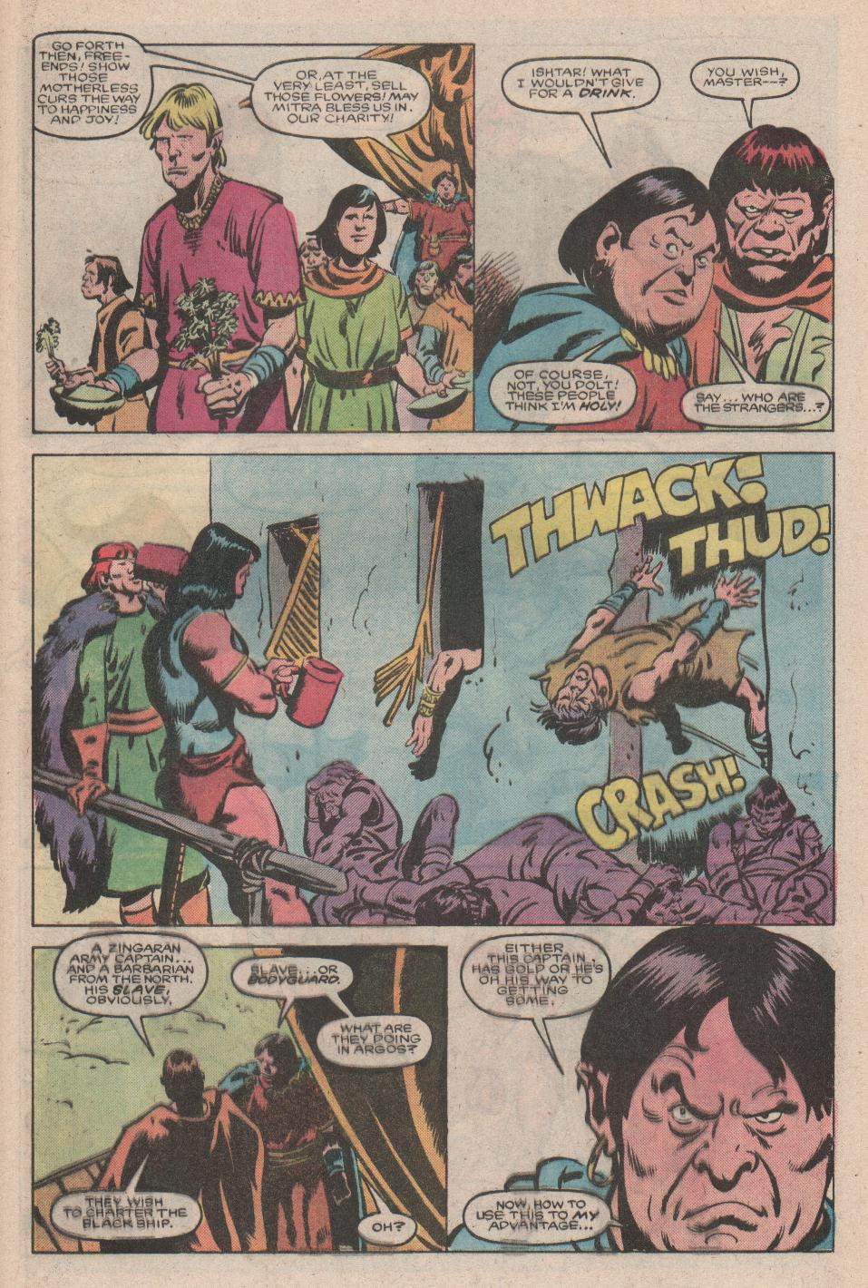 Conan the Barbarian (1970) Issue #176 #188 - English 4
