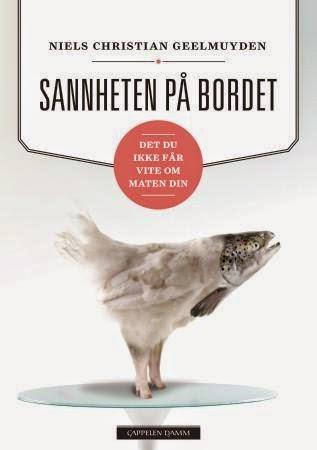 Hvis du tør å vite mer om maten vi spiser  kan jeg anbefale denne boken.