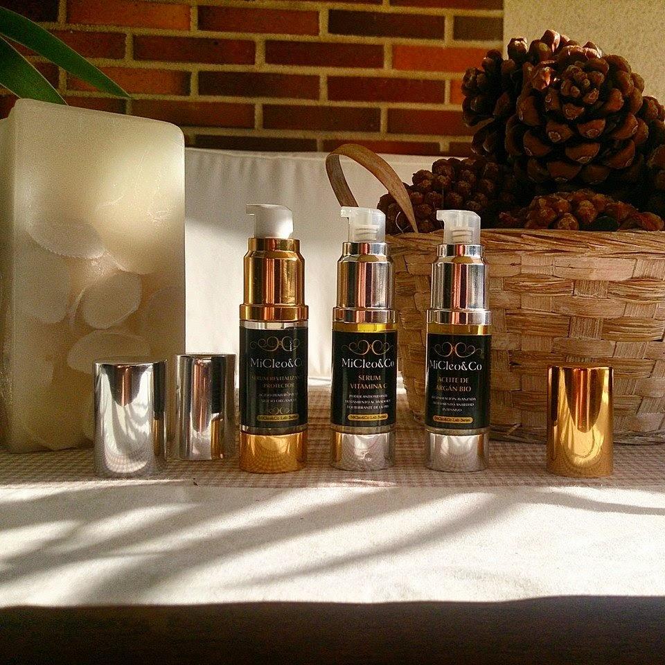 Serum de MiCleo&Co, alta cosmética y cosmecéutica natural activa
