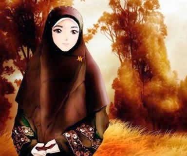 Jilbab Mahkota Terindah Untuk Wanita Muslimah