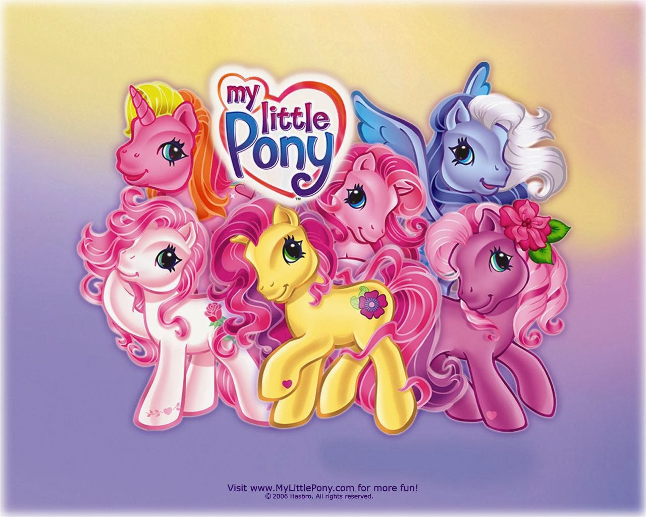 Wondrland Mickey: Unicorn, Ponies & Pegasus...