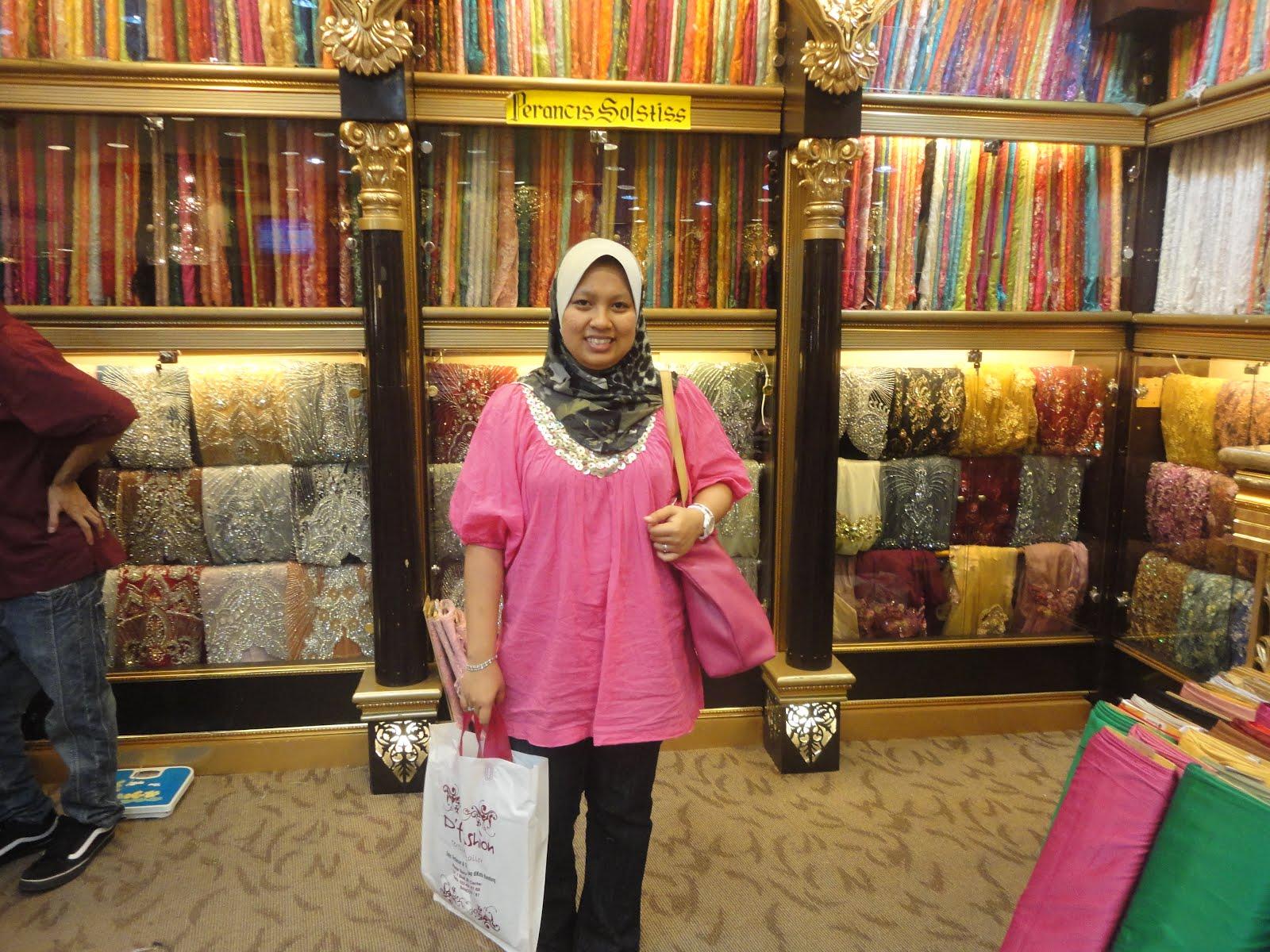 It 39 s part of my life conference and shopping in bandung Baju gamis pasar baru bandung