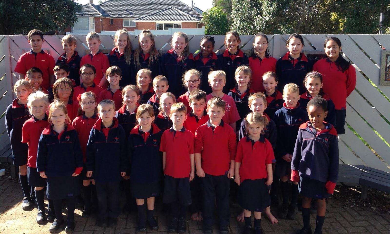 Bucklands Beach Primary School Student Council