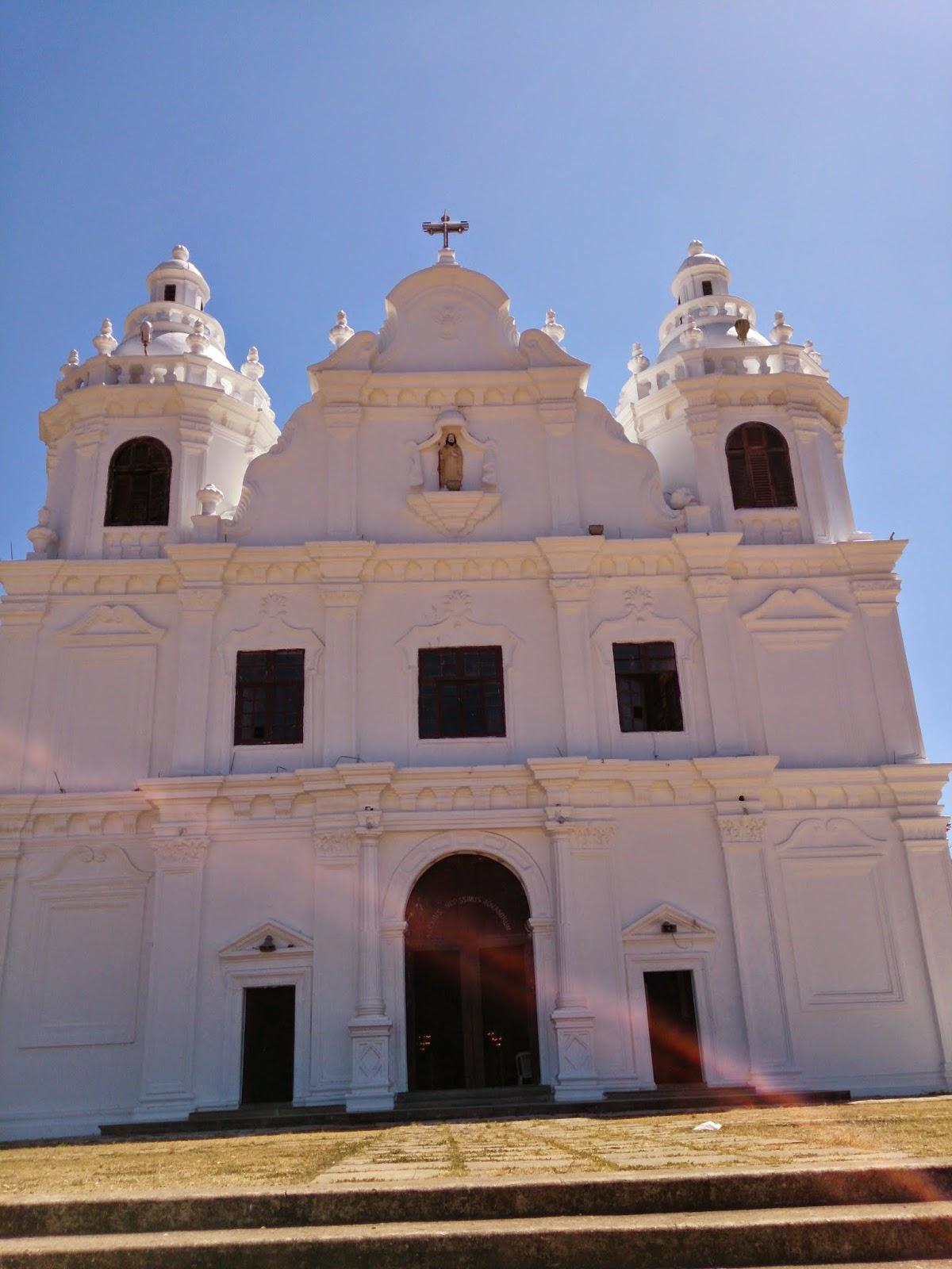 Curtorim Church Goa