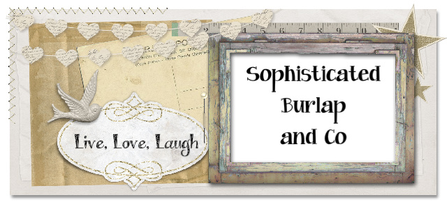 Sophisticated Burlap & Co