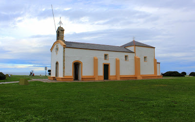 Capilla de la Atalaya-Puerto de Vega