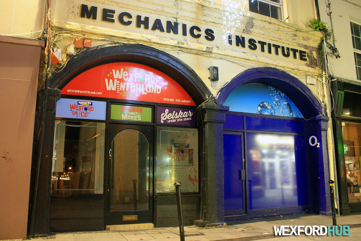 Mechanics Institute, Wexford
