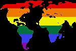 Terifiant! În ce lume trăim astăzi? Țări care au legalizat căsătoria homosexuală...